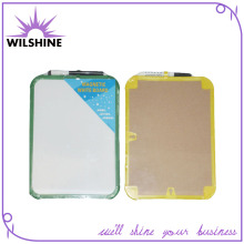 Plastic Megnetic Dry Erase Board for School and Office (WB121)