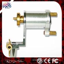 Arma rotatoria de calidad superior inoxidable del tatuaje de la máquina del tatuaje de la plata china