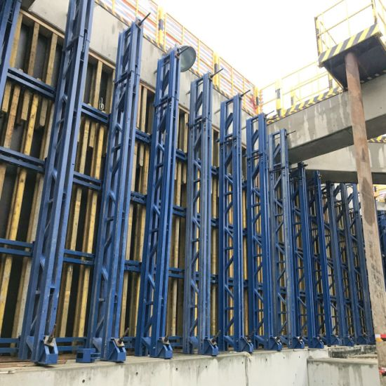 Steel Shuttering For Concrete