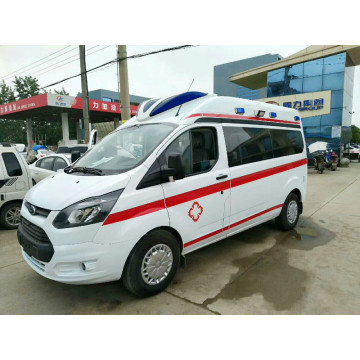 4x2 Medical Services Ambulance Car