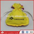 Wholesale Screen Imprimé Logo Microfiber Gift Pouch pour bijoux