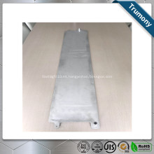 Panel de refrigeración por agua de aleación de aluminio 3003 para batería