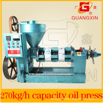 Small Cold Pressed Seed Oil Extraction Machine Yzyx120wk