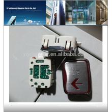 Bouton Braille Ascenseur LG T2030 Bouton de la salle des ascenseurs 10C, prix du bouton de l'ascenseur