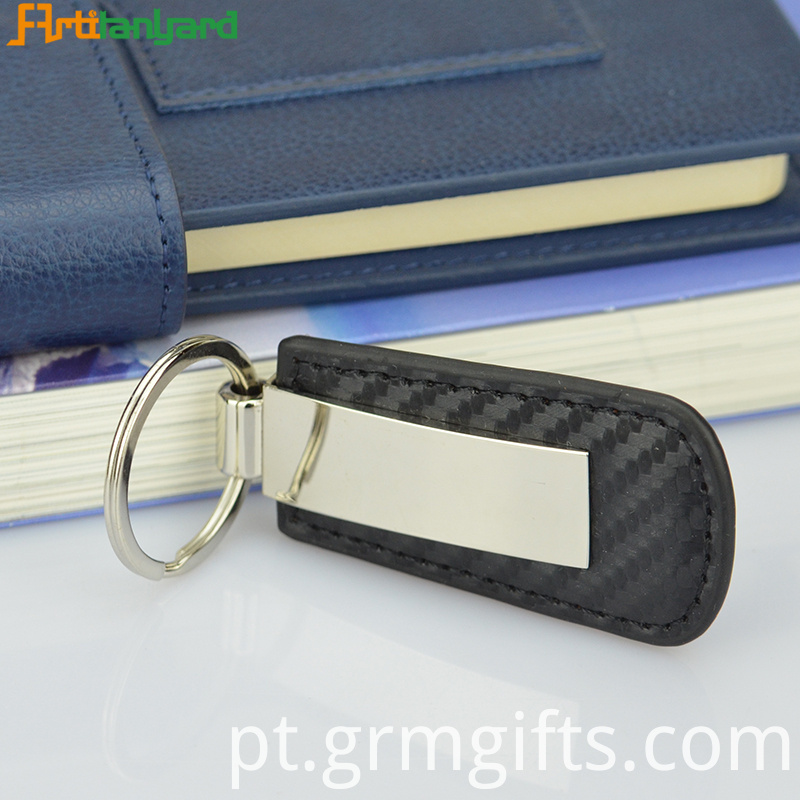 Leather Keychain Holder