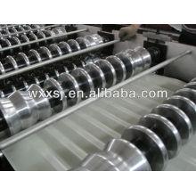 machine de plaques de toiture ondulée en acier