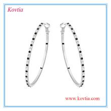 fashion european hoop earring big circle earrings