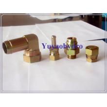 Conexões hidráulicas especiais para tubos de cotovelo