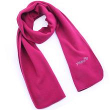 Lady Fashion Polar Fleece Knitted Scarf (YKY4337-1)