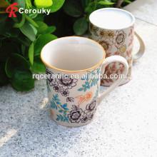Liling manufacturer of porcelain mug