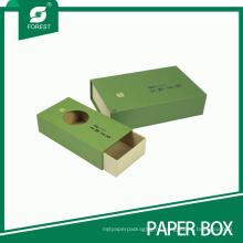 Новый дизайн Эко-дружественных чай Бумажная Коробка Сделано в Китае