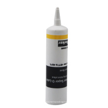 tube en plastique de lustre de lèvre cosmétique en gros pour l'emballage de vente