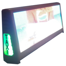 Pantalla LED de taxi PH4
