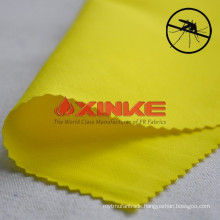 non toxic 100% Cotton insect repellent fabric for shirts