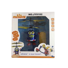 Mini Infrared Flying Toys for Kids with Light