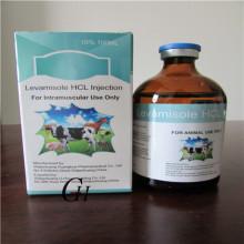 Levamisole HCL Inyección 10%