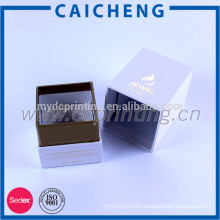 High quality hardcover cosmetics packaging paper boxes