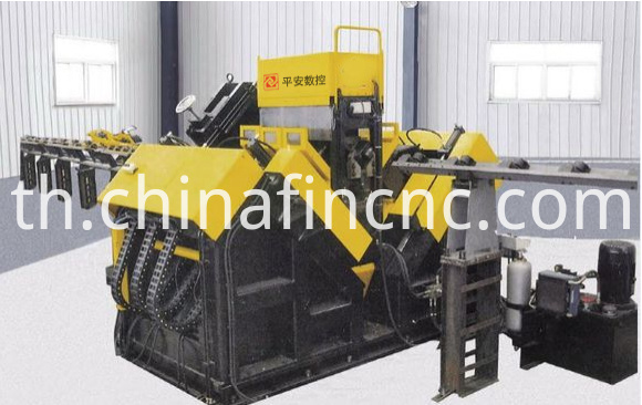 Angle Steel Drilling Machine