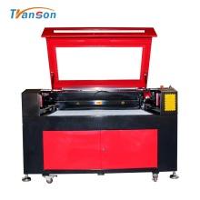 Máquina de grabado láser de CO2 1290 para pulsera de silicona