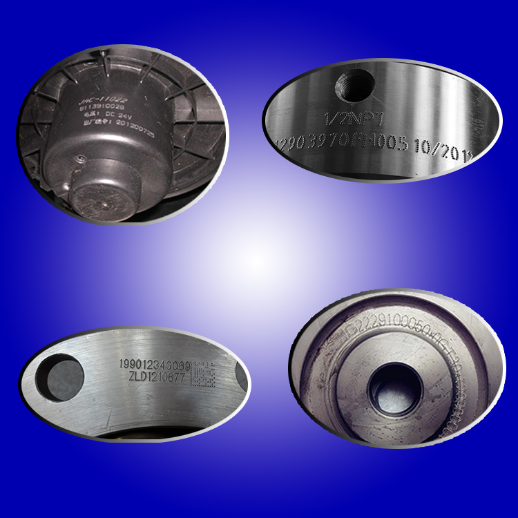 Flange Marking Sample