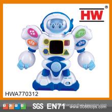 2015 Novo Produto Interessante Kids B / O brinquedos de plástico robô