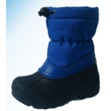 Синий дешевые дети зимняя обувь