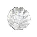 Seashell colored glass Plates