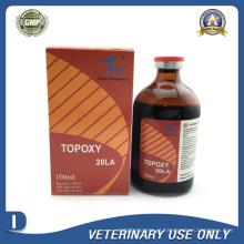 Medicamentos Veterinários de 20% de Injeção de Oxitetraciclina (50ml / 100ml)
