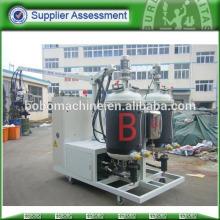 low pressure polyurethane injection machine