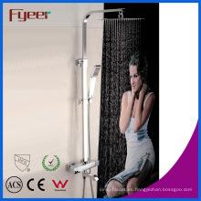 Fyeer New Rainfall Mezclador de bañera y ducha termostático (FT15004A)