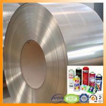 JIS G 3003 Bright finish electrical tinplate coil MR steel