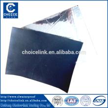 self adhesive 3mm 4mm waterproof membrane for basement
