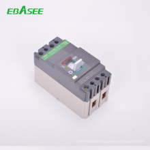 China brand PA66/PC IEC60947-2 mccb 4 pole