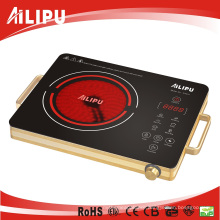 CB/CE/EMC Approval Sensor Touch Infrared Cooker with Handle (SM-DT212)