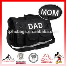 Alta Qualidade Multifuncional Fralda Bags Bag Tactical Diaper Bag