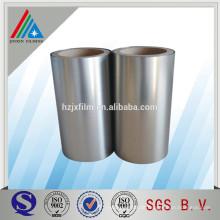Silber beschichtete CPP-Folie mit BOPP / PET laminiert
