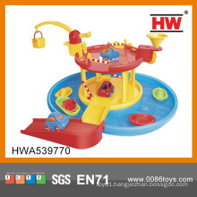 New Product Indoor Cartoon Playsets Kids Plastic Playground Toy