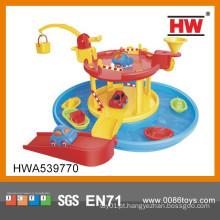 Novos produtos Indoor Cartoon Playsets Crianças Plástico Playground Brinquedo