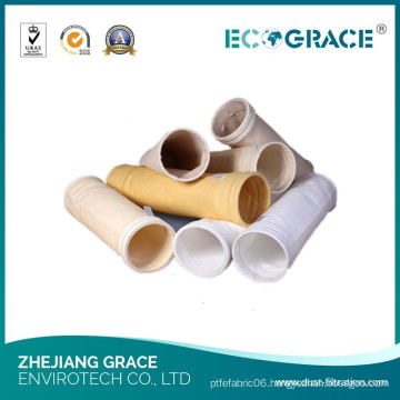 Tobacco Plant Drying Application Nomex Dust Filter Bag