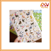 cute mobile phones sticker, produce for girls