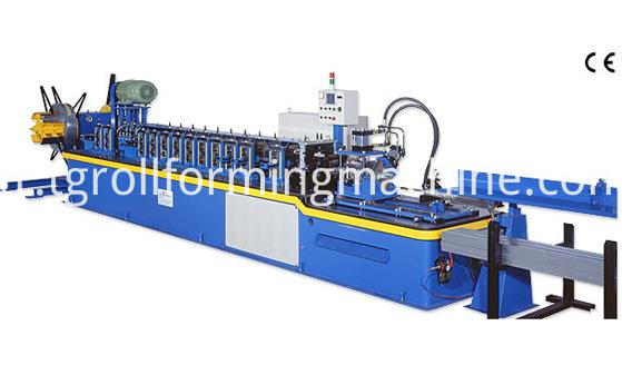 Hollow Guide Rail Production Line