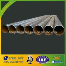 ASTM A53 gr B. Tuyau en acier à soudure à coutures droites