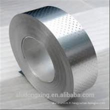 Bobine d'aluminium 1050 Paiement Asie Alibaba Chine