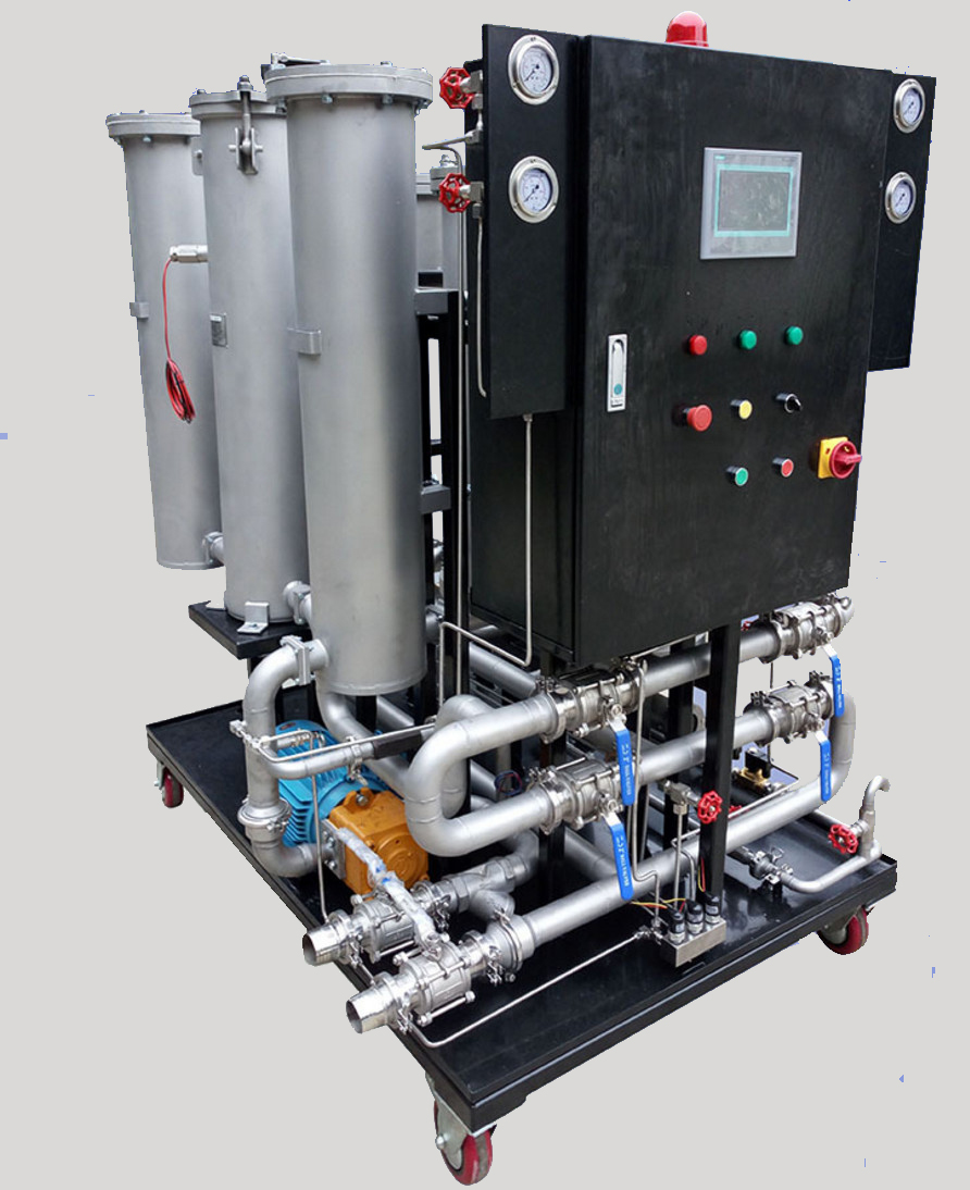 Oily Water Separating Equipment (1)