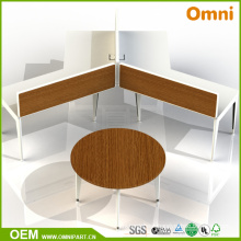 High Evaluation Office Furniture Desk for Four Person