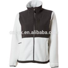 15PKFJ06 Men's 100% poly fleece winter thick jacket