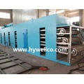 DW Series Mesh Belt Type Hot Air Dryer