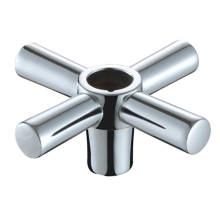 Die casting of rotating faucet handle