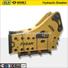 Bagger montiert Hammerhammer / Hydraulikhammer Hersteller