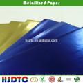 Farbiges Metallpapier zum Bedrucken